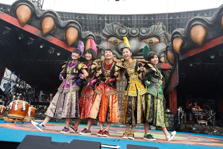 ももクロの「桃神祭2016 ~鬼ヶ島~」行ってきた!