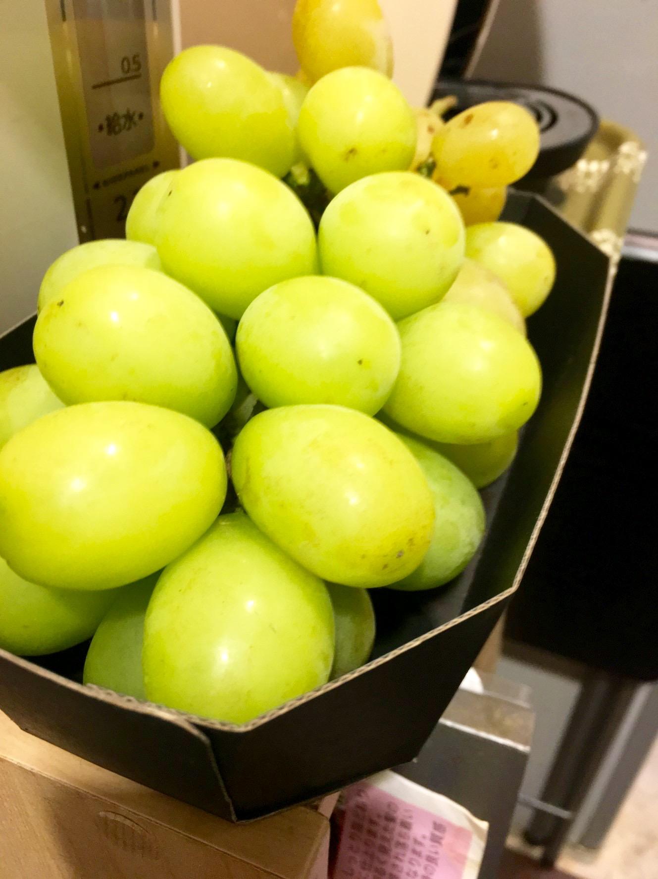 果物が美味しい季節になりました♪