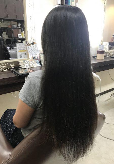 伸ばした髪を寄付できる!今話題のヘアドネーション!