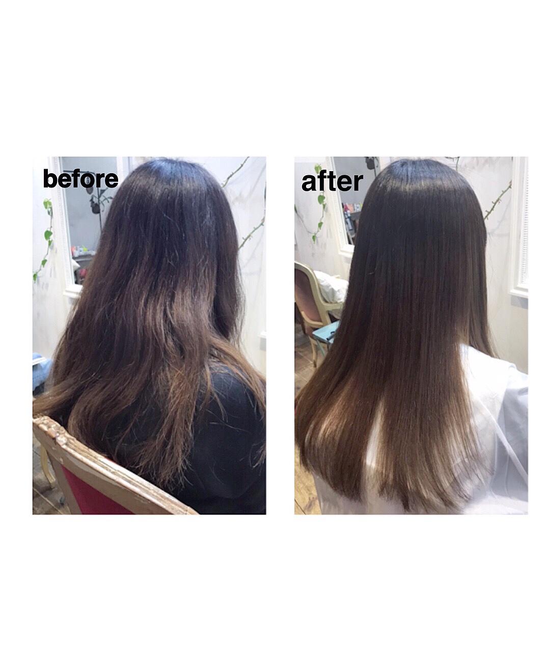 髪質改善縮毛矯正ブラッシュアップセミナー行ってきました!